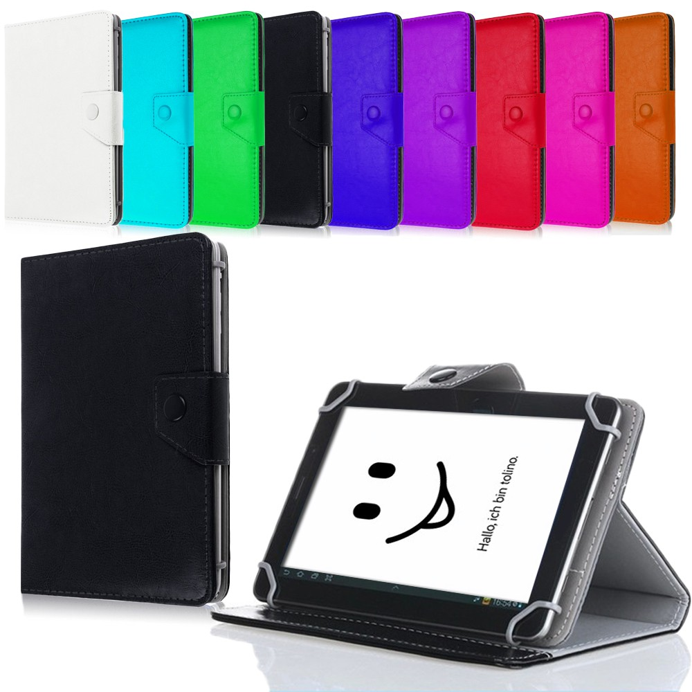 tablet h lle tasche tolino shine 2 hd schutzh lle case schutz cover bag farbwahl ebay. Black Bedroom Furniture Sets. Home Design Ideas